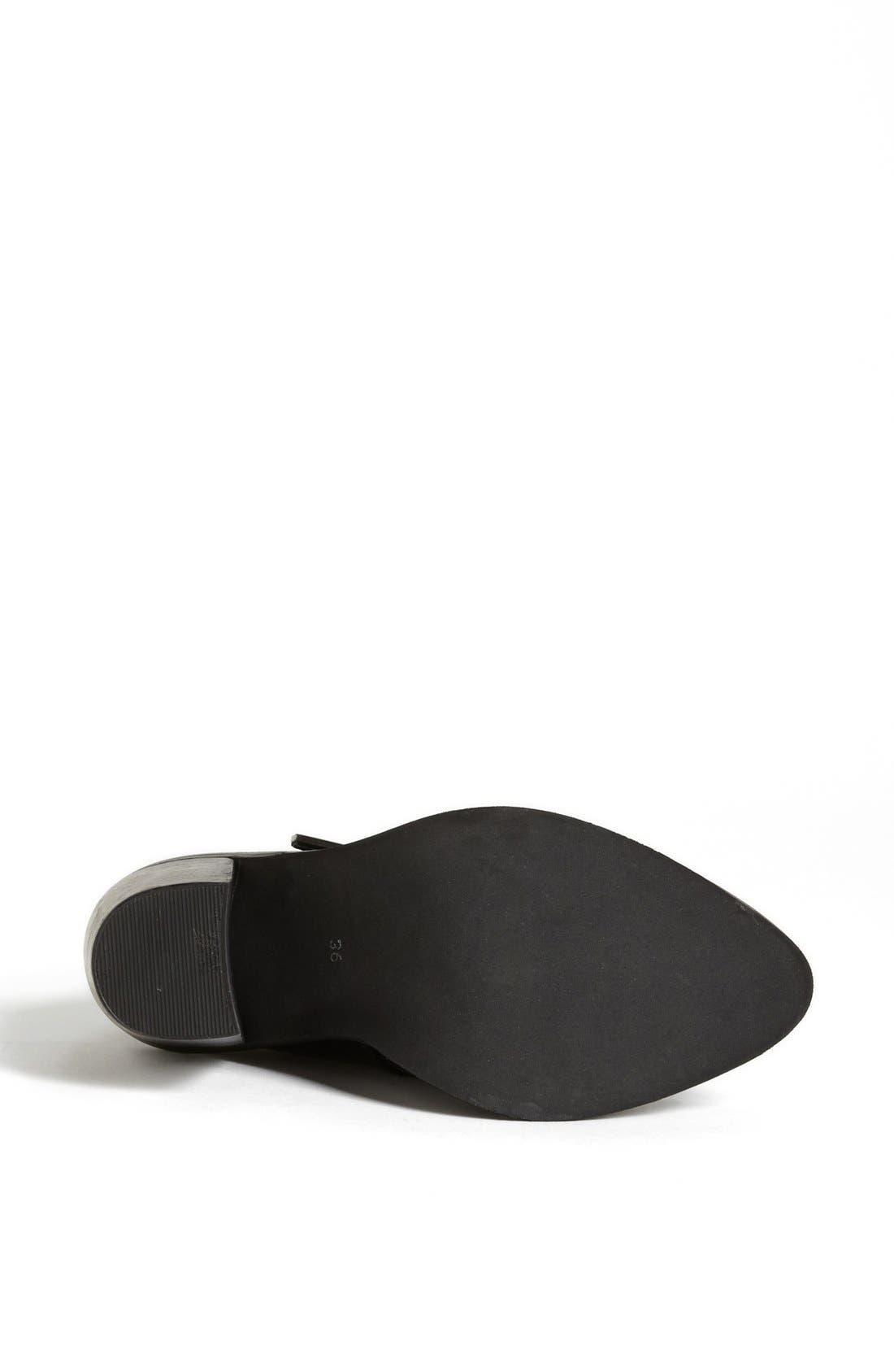 Alternate Image 4  - Topshop 'Aleta' Monk Strap Boot