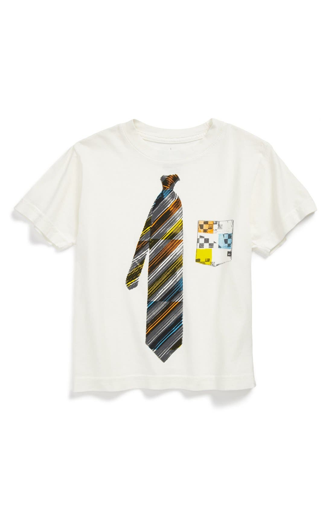Main Image - Quiksilver 'Stylin' T-Shirt (Toddler Boys)