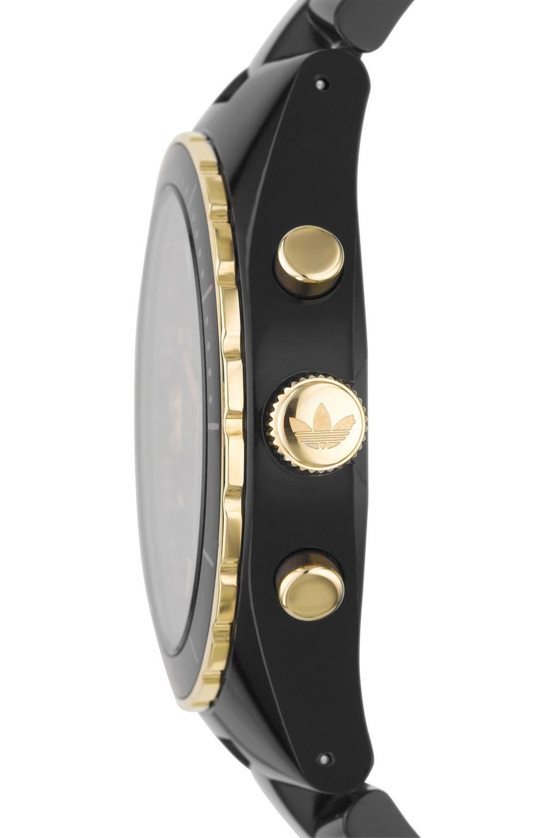 Alternate Image 2  - adidas Originals 'Resin Cambridge' 44mm Chronograph Watch
