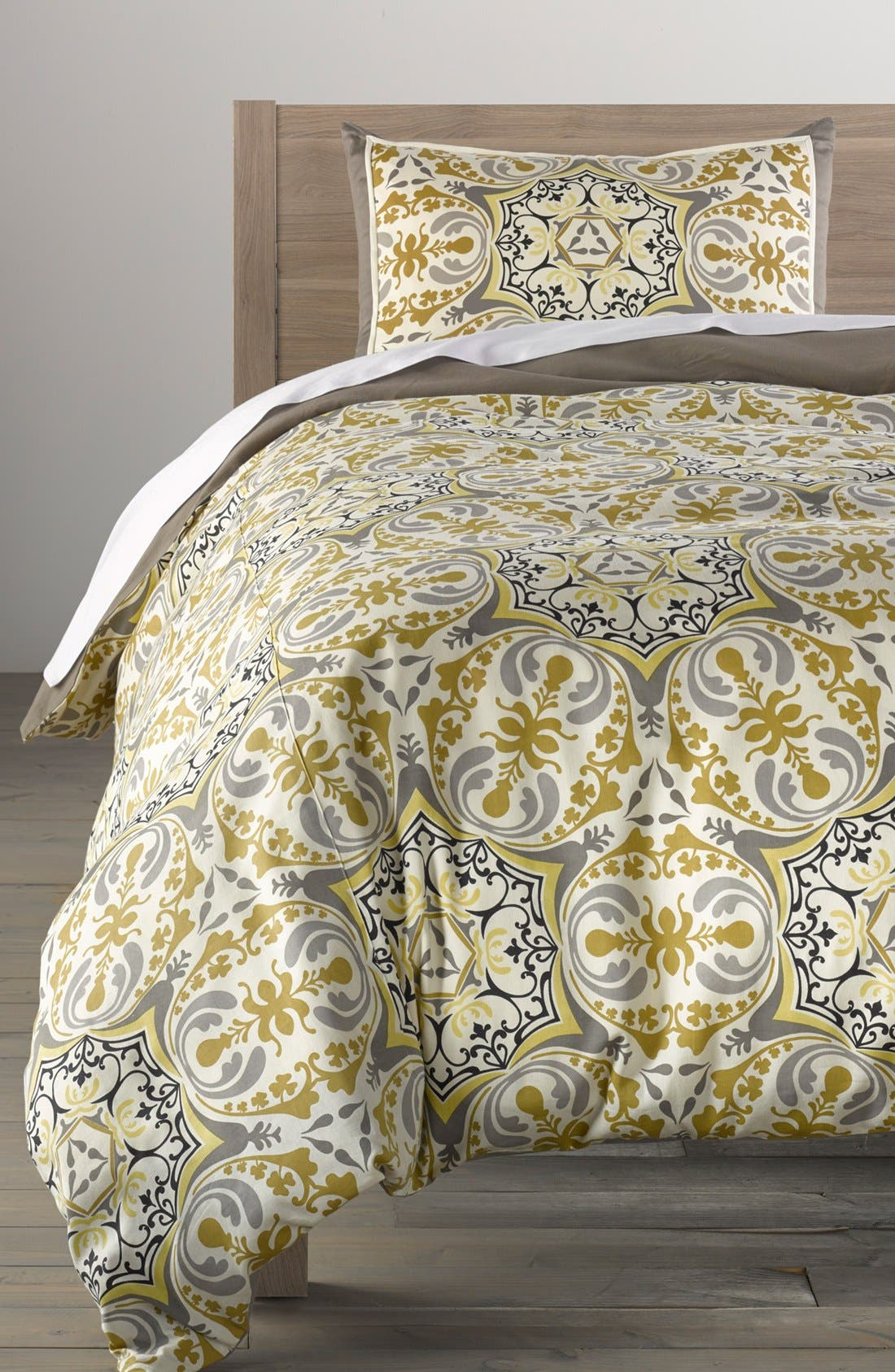 Alternate Image 1 Selected - Rizzy Home 'Tradewinds' Duvet Cover