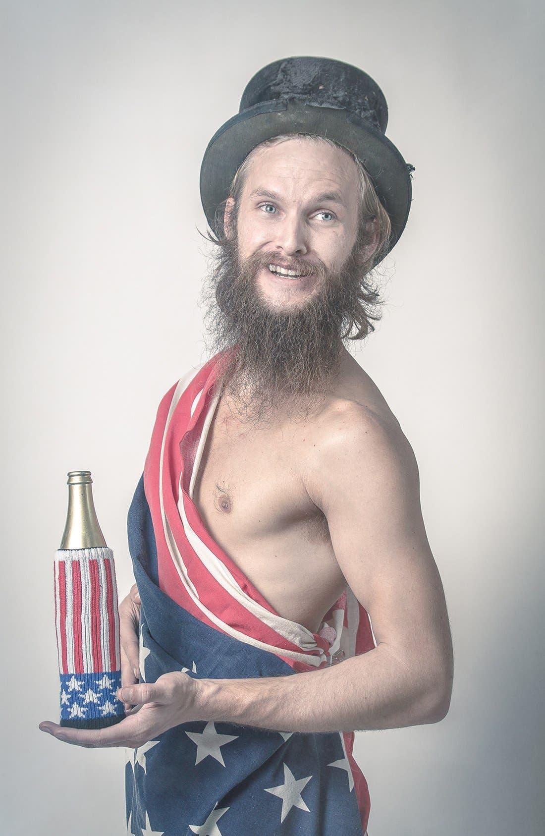 Alternate Image 2  - Freaker 'Baberaham Lincoln' Bottle Insulator