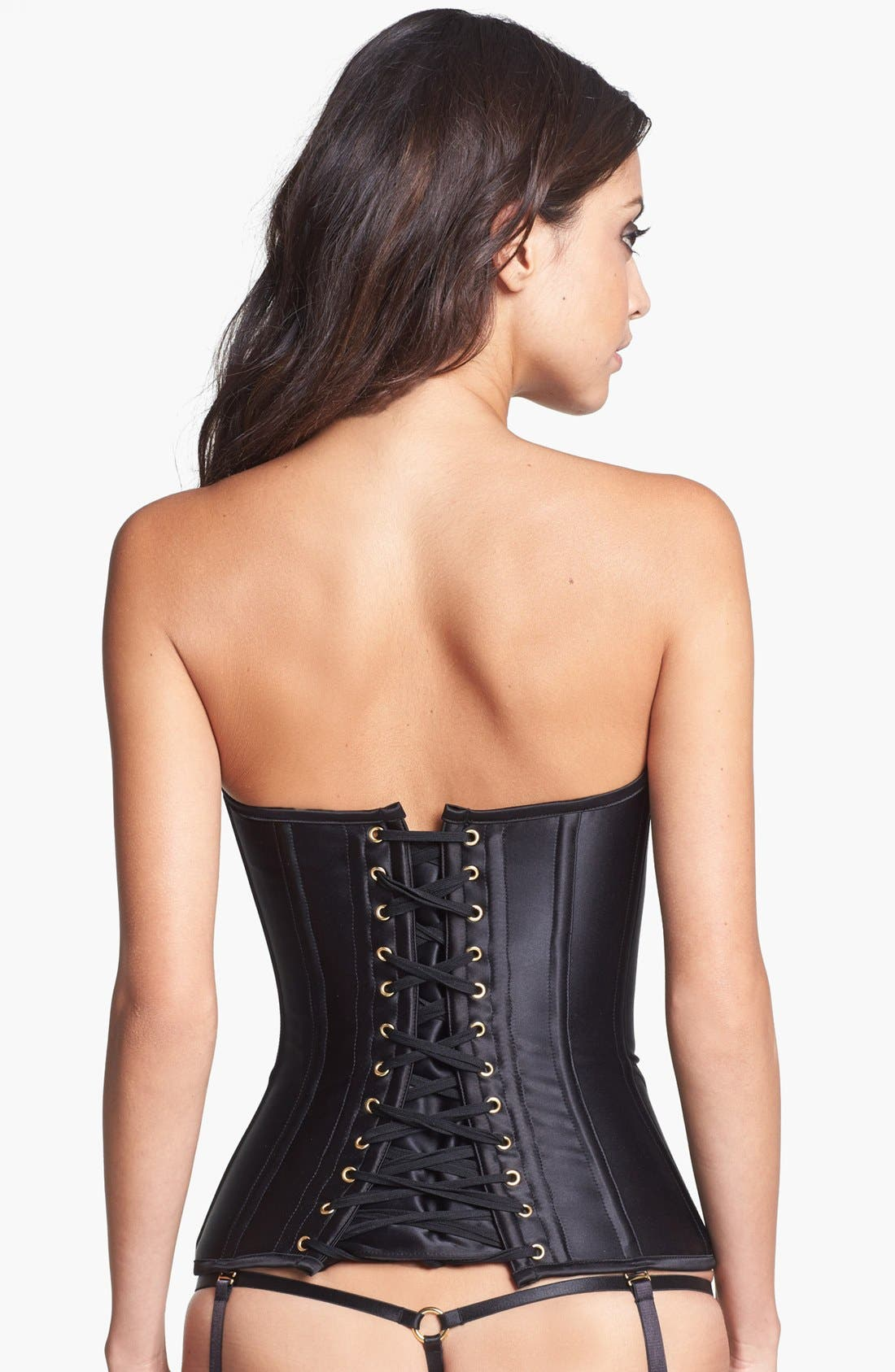 Alternate Image 2  - L'Agent by Agent Provocateur 'Penelope' Corset