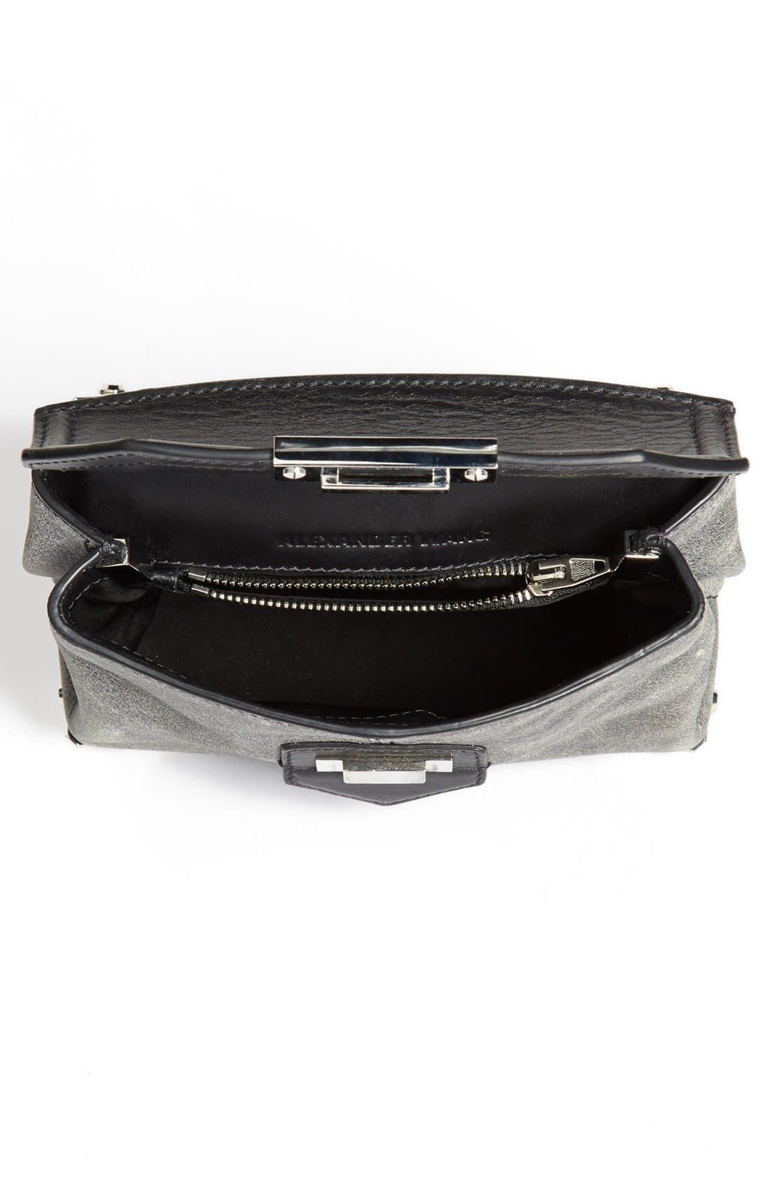 Alternate Image 3  - Alexander Wang 'Marion' Distressed Leather Crossbody Bag