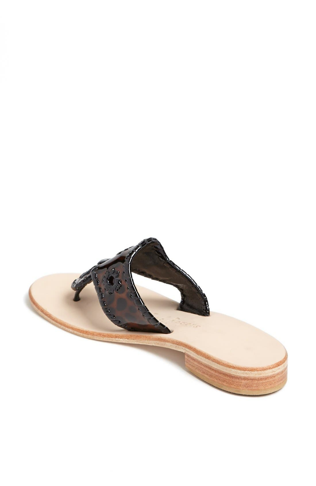 Alternate Image 2  - Jack Rogers Black Label Sandal
