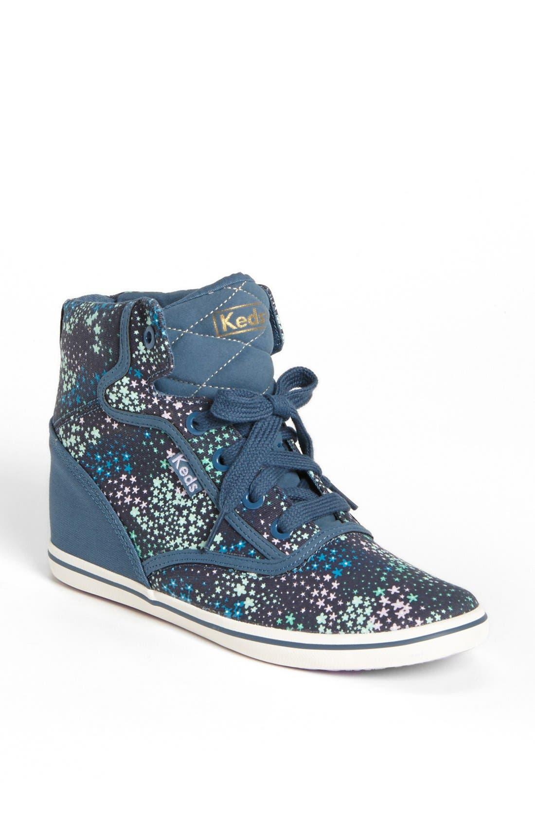 Main Image - Keds® 'Rookie' Wedge High Top Sneaker (Women)
