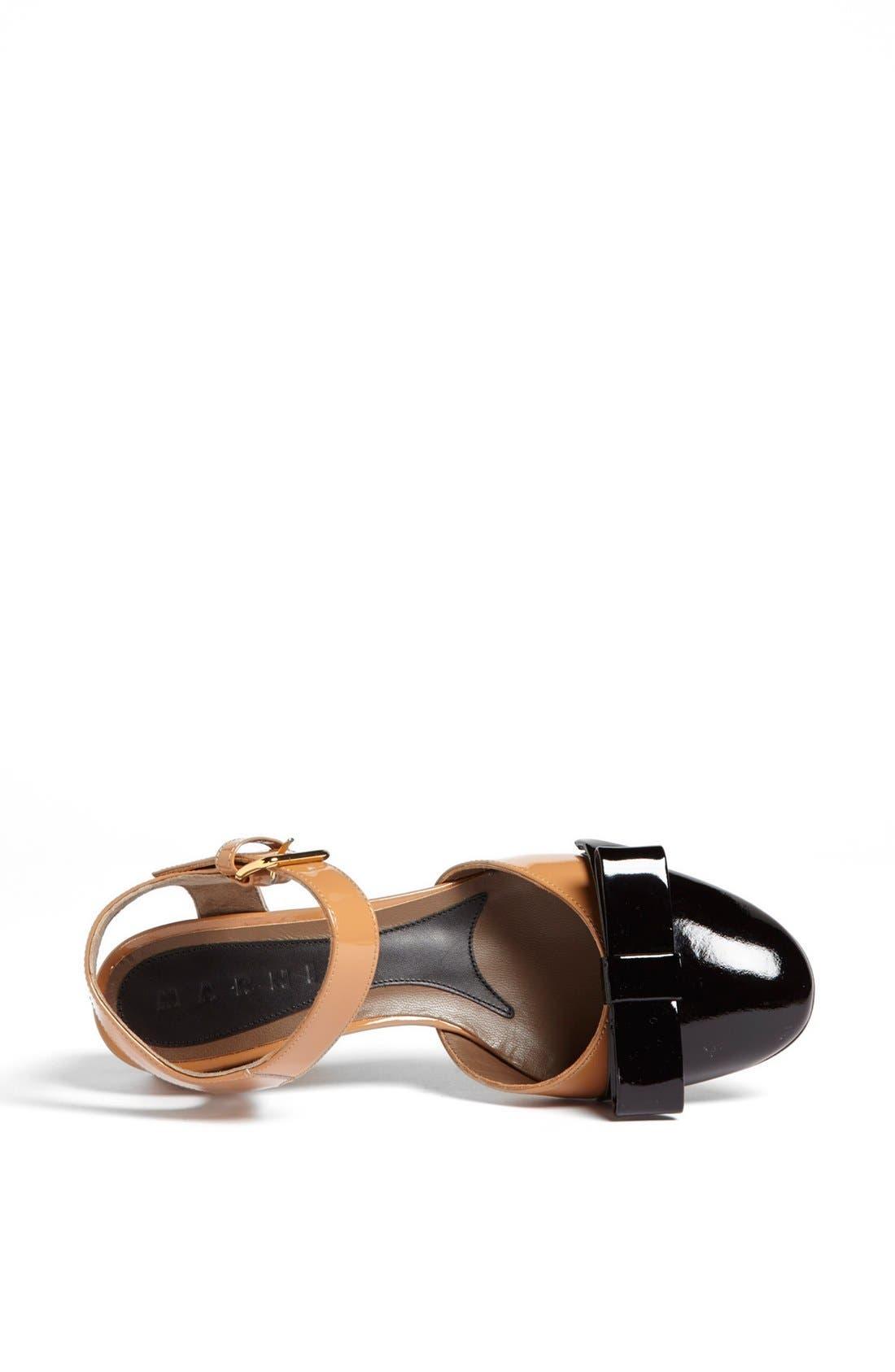 Alternate Image 3  - Marni Ankle Strap Sandal