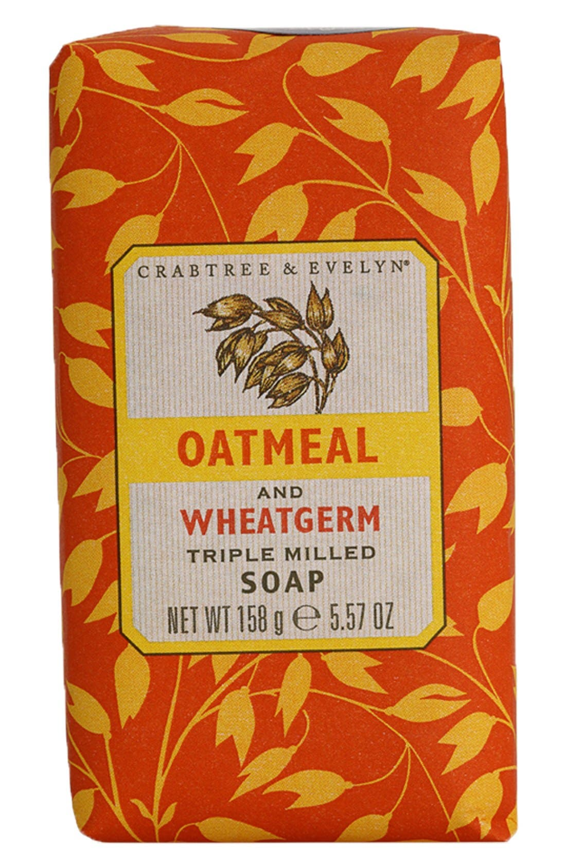 Crabtree & Evelyn 'Oatmeal & Wheatgerm' Triple Milled Soap