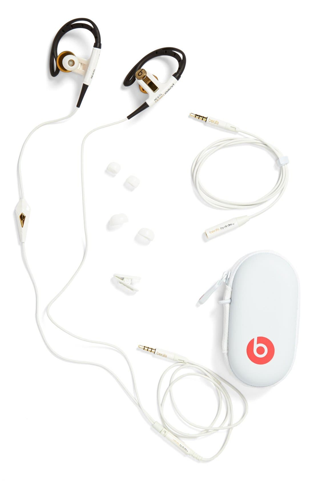 Alternate Image 2  - Beats by Dr. Dre 'LeBron James Powerbeats' In-Ear Headphones (Limited Edition)