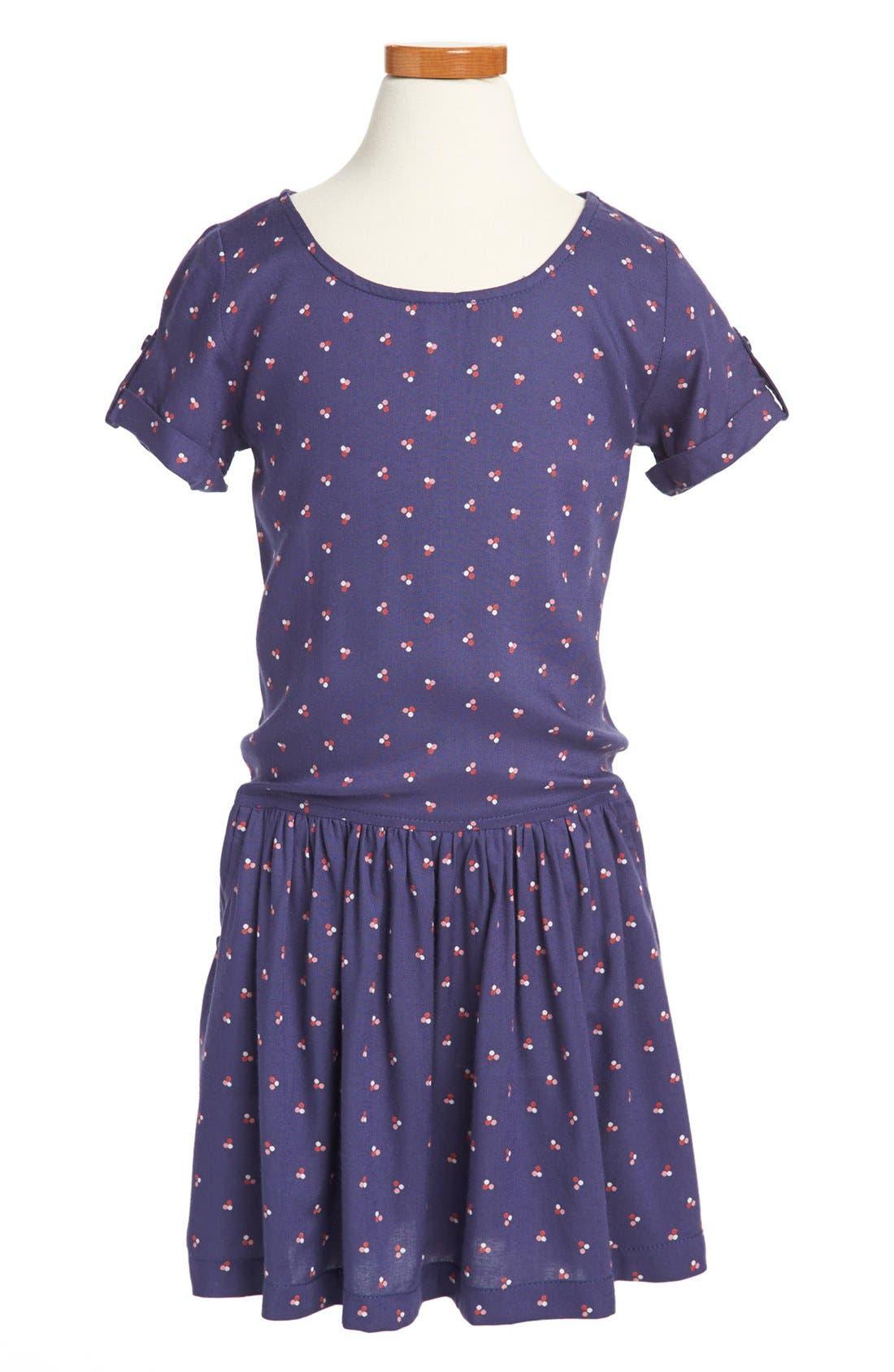 Main Image - Tucker + Tate 'Jules' Dress (Little Girls & Big Girls)