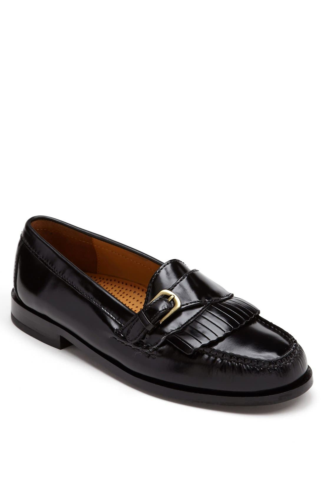 Alternate Image 1 Selected - Cole Haan 'Pinch Buckle' Loafer   (Men)
