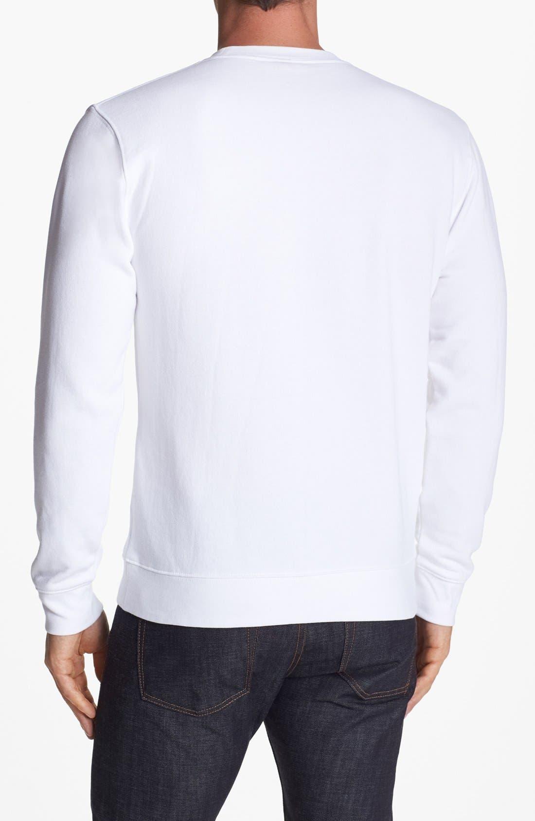 Alternate Image 2  - Mitchell & Ness 'Miami Heat' Sweatshirt