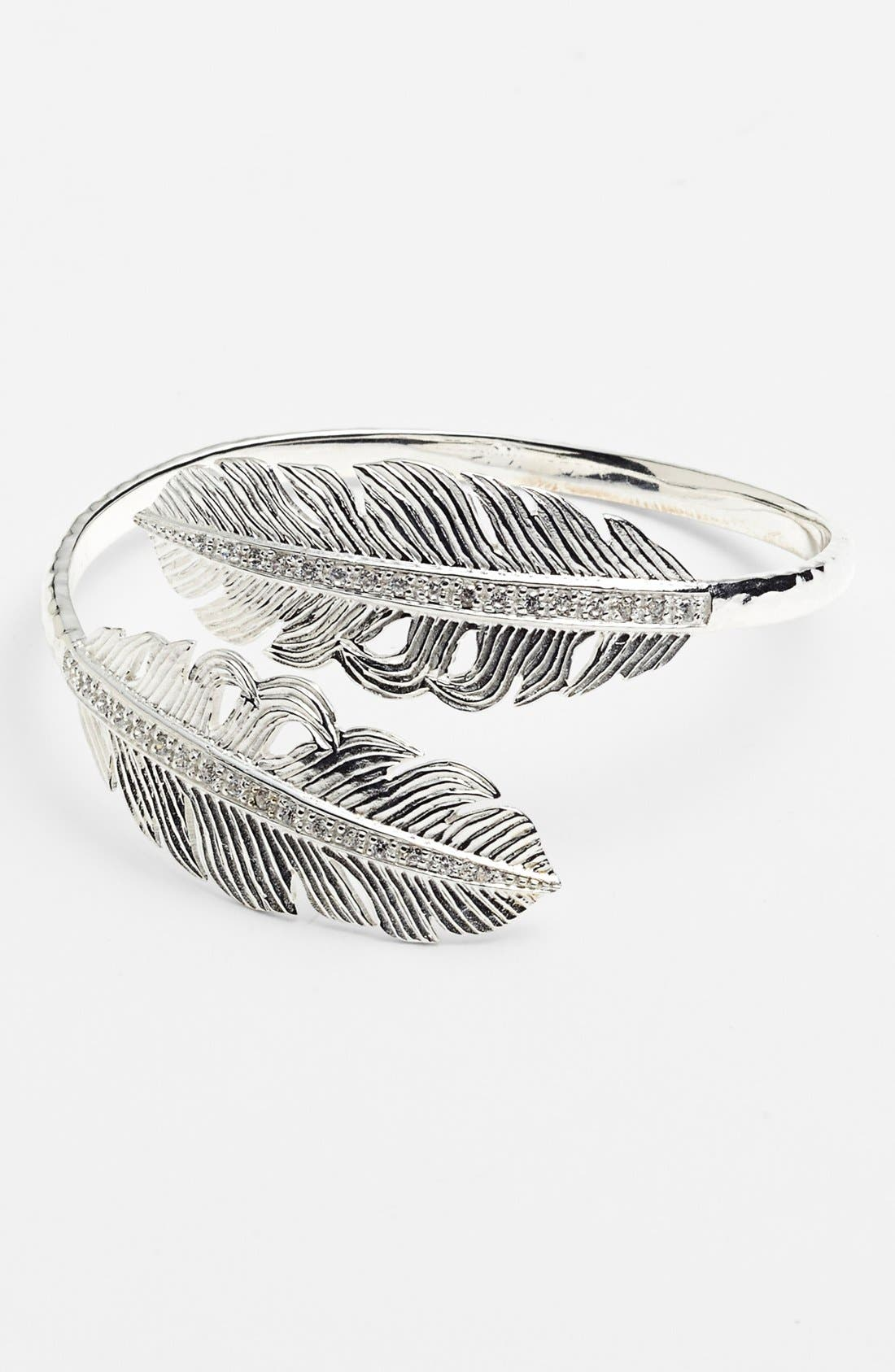 Main Image - Melinda Maria 'Nina' Feather Cuff