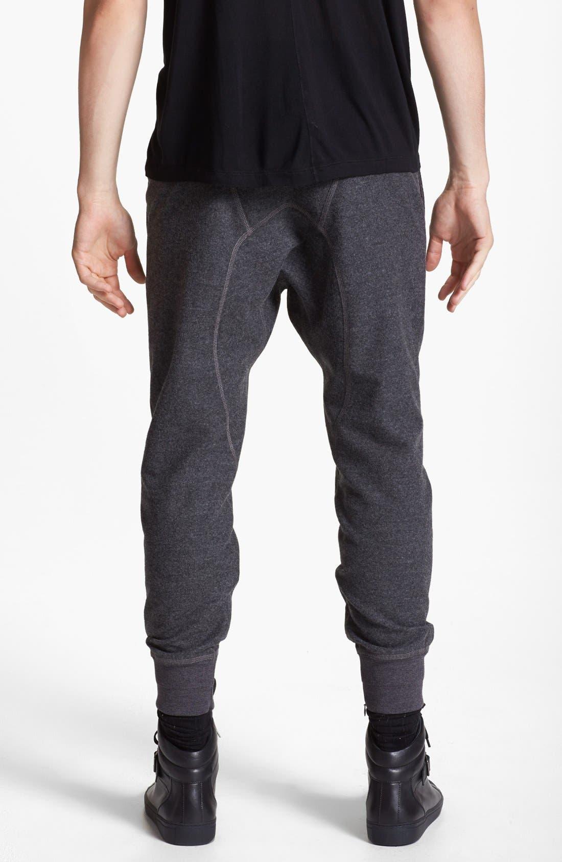 Alternate Image 2  - Neil Barrett Wool Blend Pants