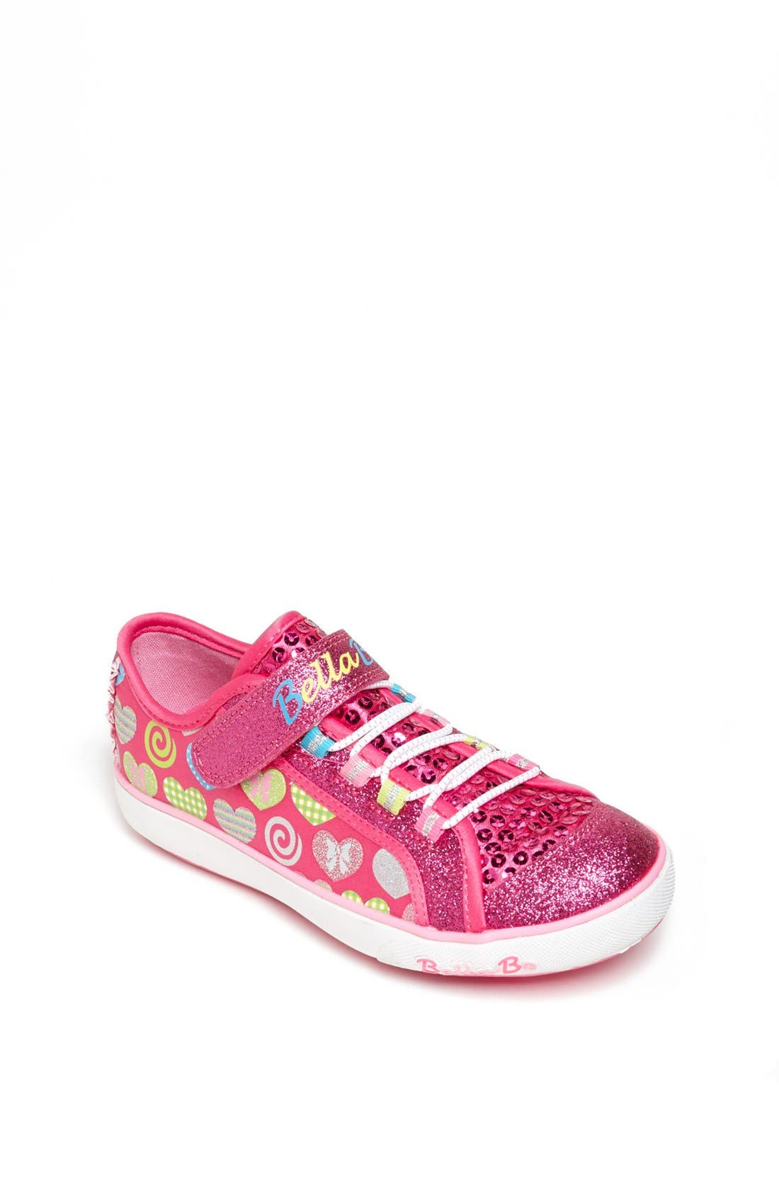Alternate Image 1 Selected - SKECHERS 'Bella Ballerina - Curtsies' Sneaker (Toddler, Little Kid & Big Kid)