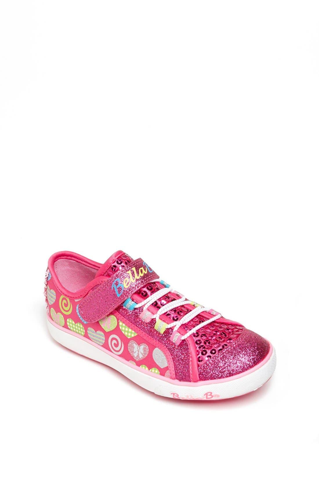 Main Image - SKECHERS 'Bella Ballerina - Curtsies' Sneaker (Toddler, Little Kid & Big Kid)