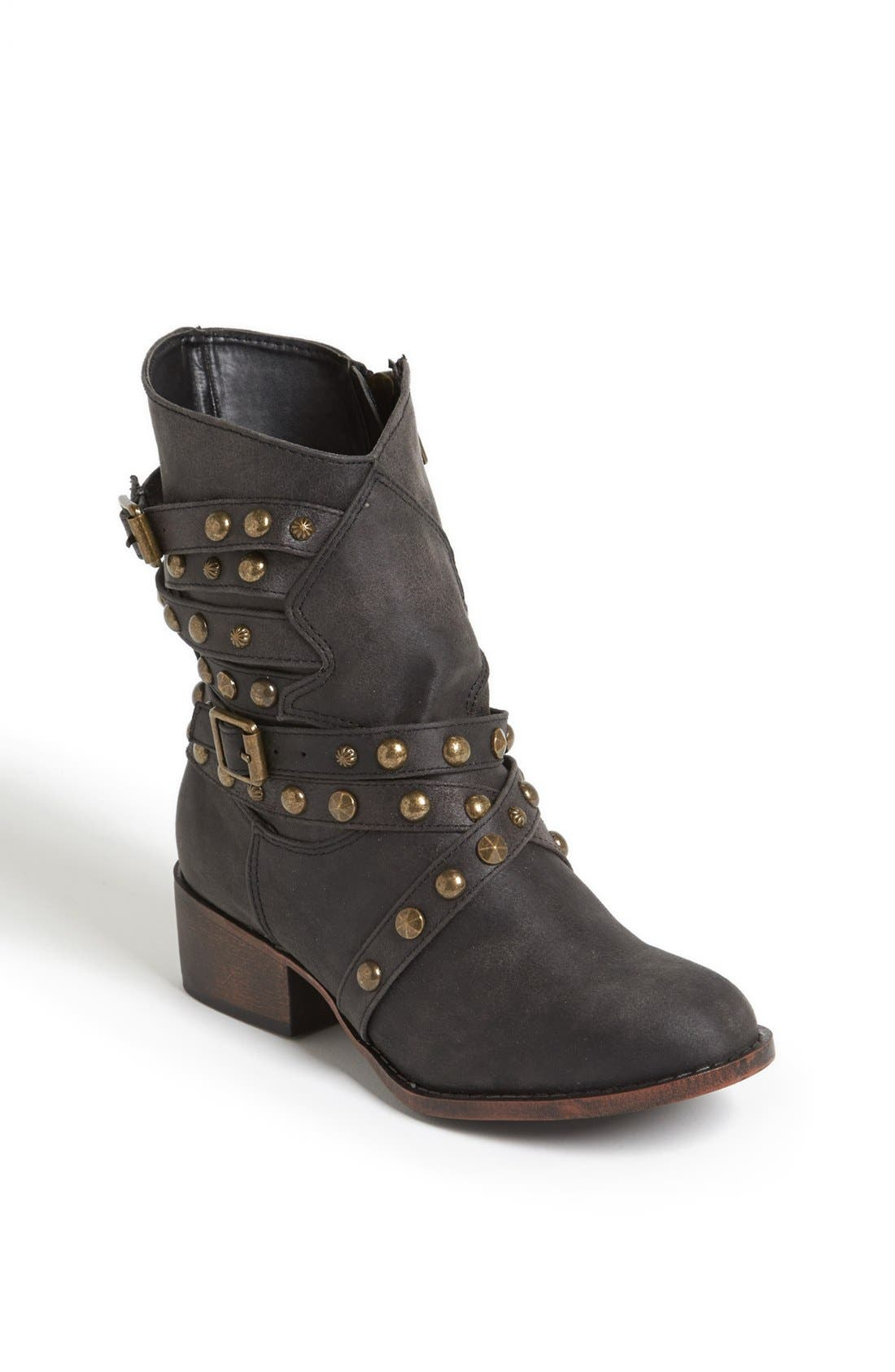 Alternate Image 1 Selected - Steve Madden 'Haley' Boot (Little Kid & Big Kid)