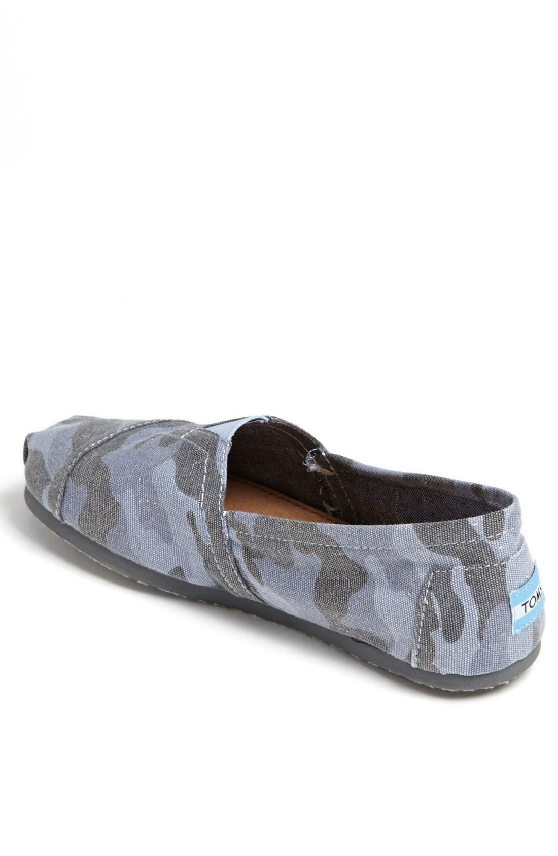 Alternate Image 2  - TOMS 'Classic' Slip-On (Men)