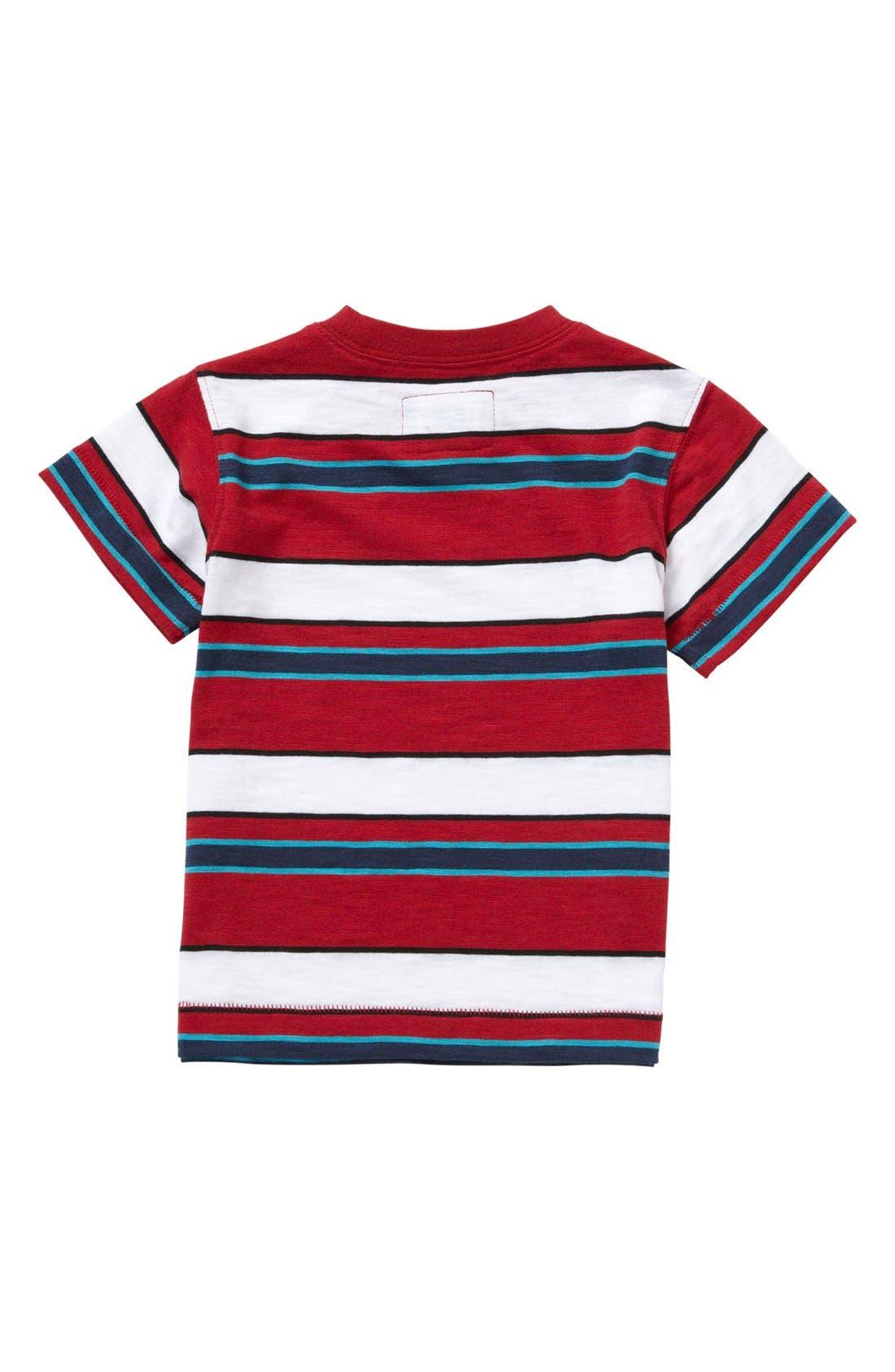 Alternate Image 2  - Quiksilver 'Eld Street' T-Shirt (Baby Boys)