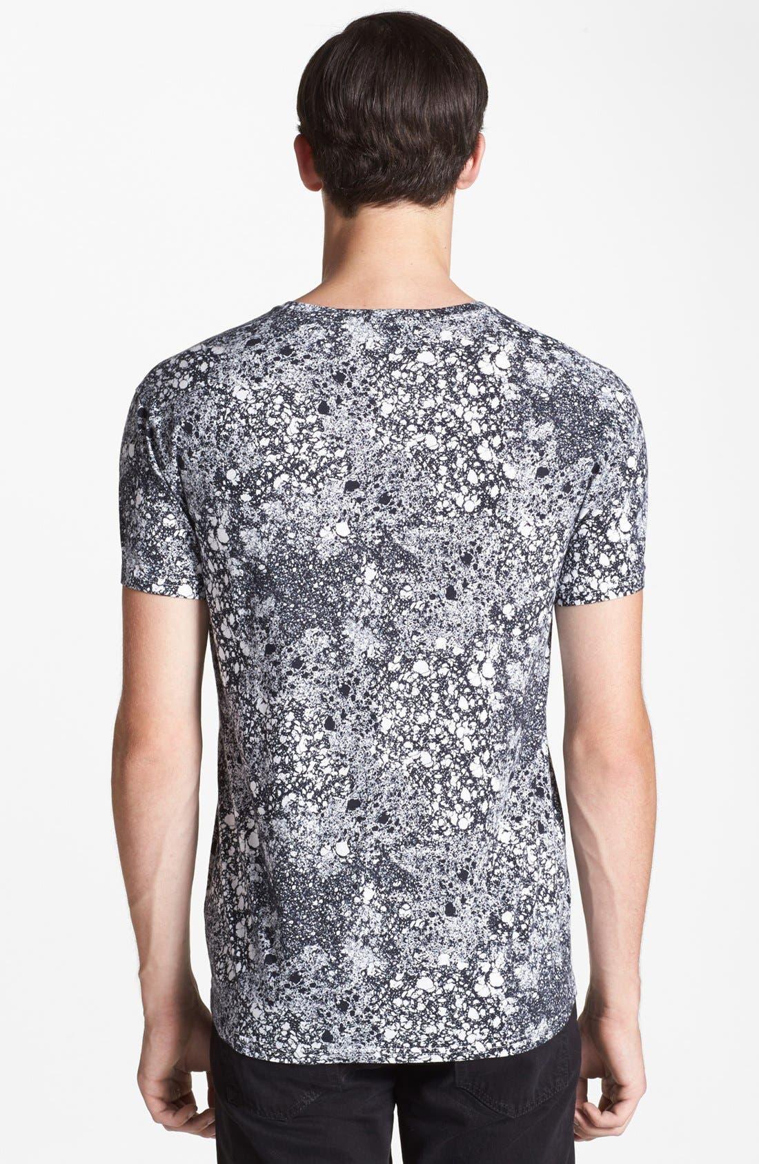 Alternate Image 2  - sandro 'Bad Moon' T-Shirt