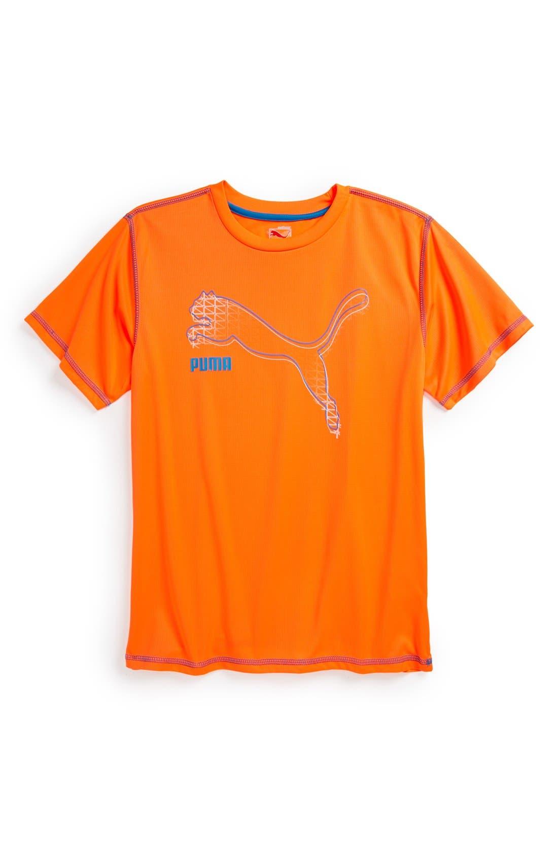 Alternate Image 1 Selected - PUMA 'Originals' T-Shirt (Big Boys)
