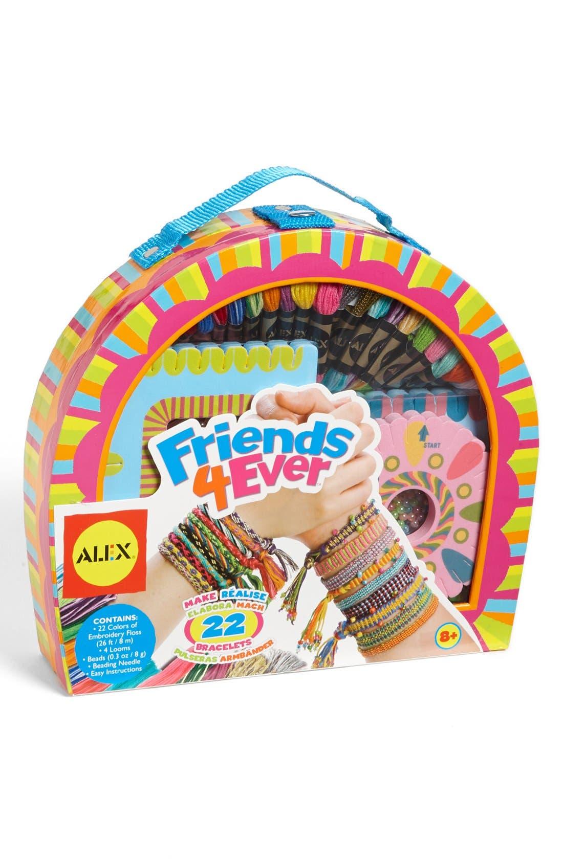 Alternate Image 1 Selected - Alex® Toys 'Friends 4 Ever' Bracelet Kit
