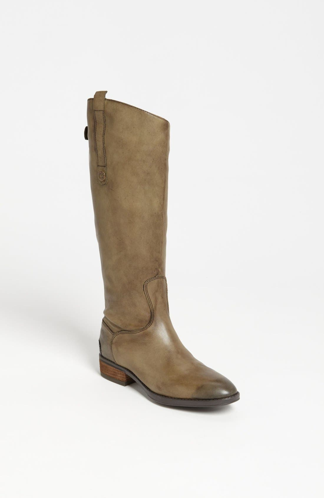 Alternate Image 1 Selected - Sam Edelman 'Penny' Boot (Wide Calf) (Women)