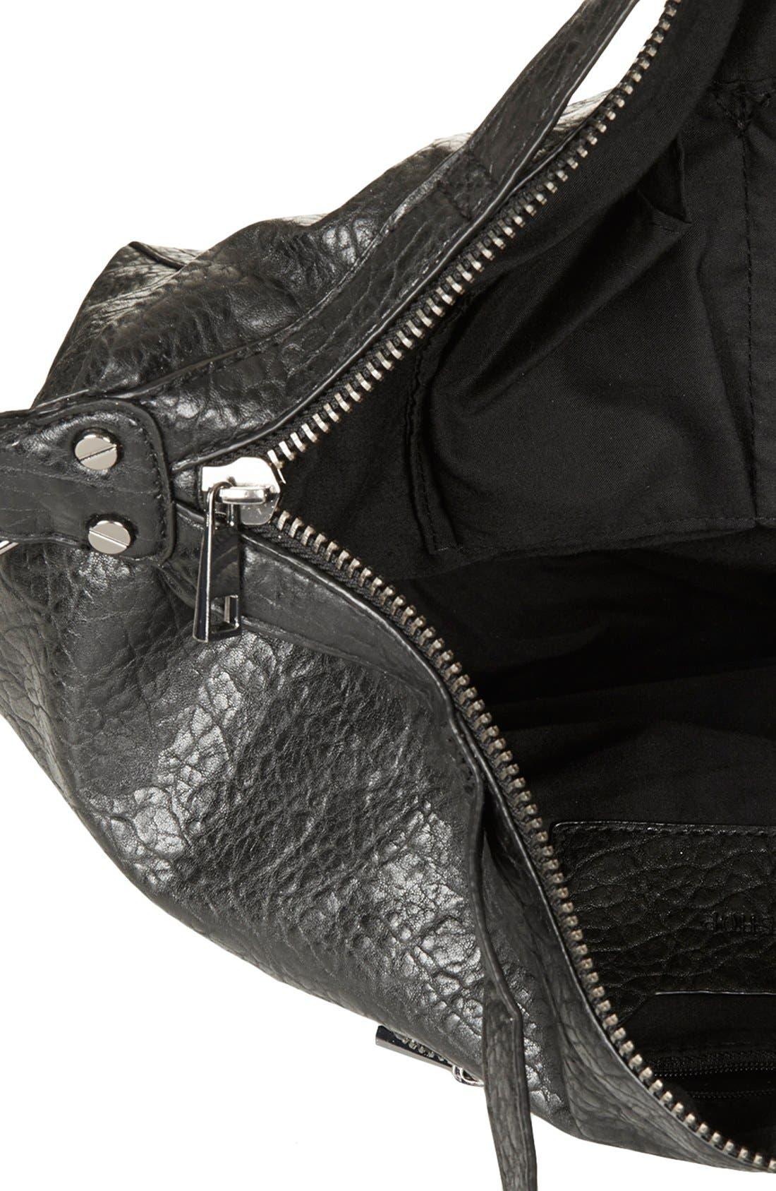 Alternate Image 3  - Topshop Faux Leather Satchel