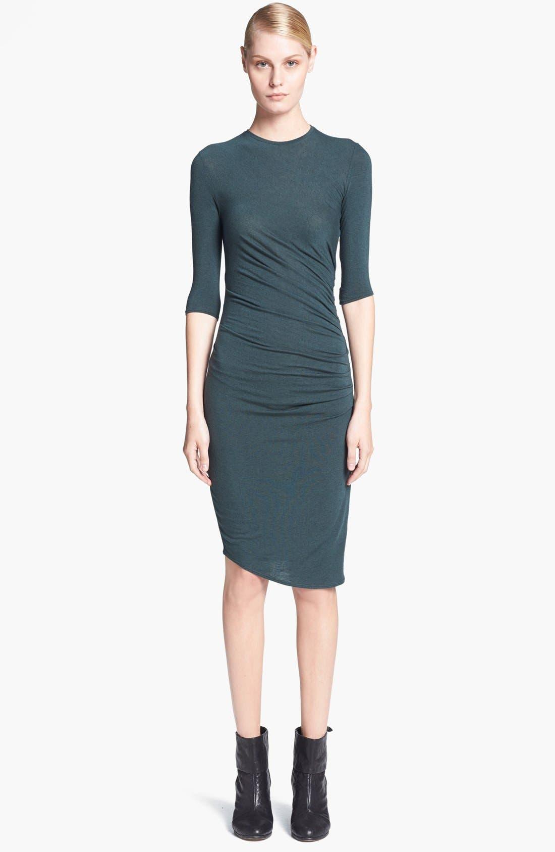 Main Image - HELMUT Helmut Lang 'Nova' Jersey Dress