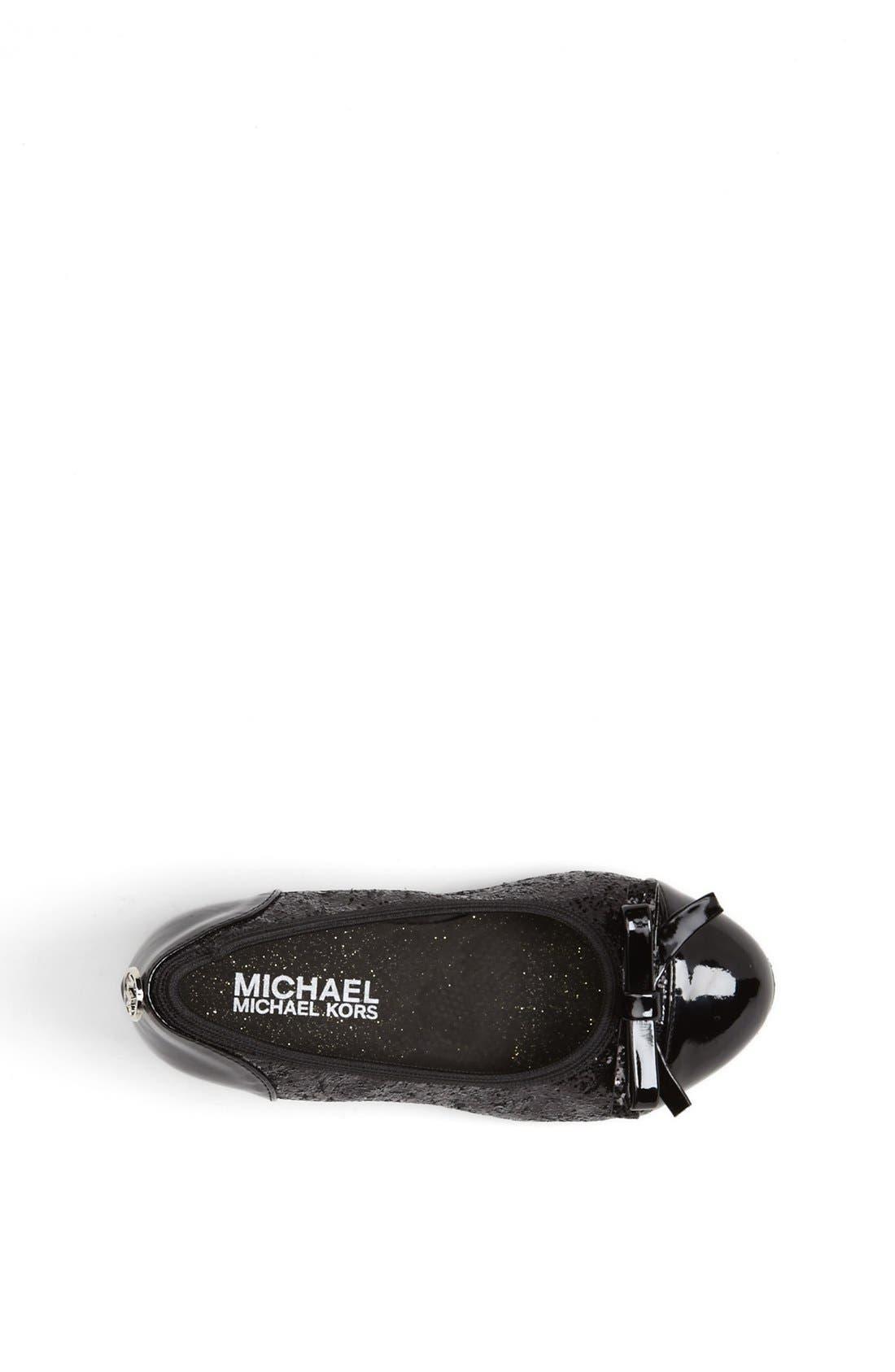 Alternate Image 3  - MICHAEL Michael Kors 'Kay' Dress Shoe (Little Kid & Big Kid)