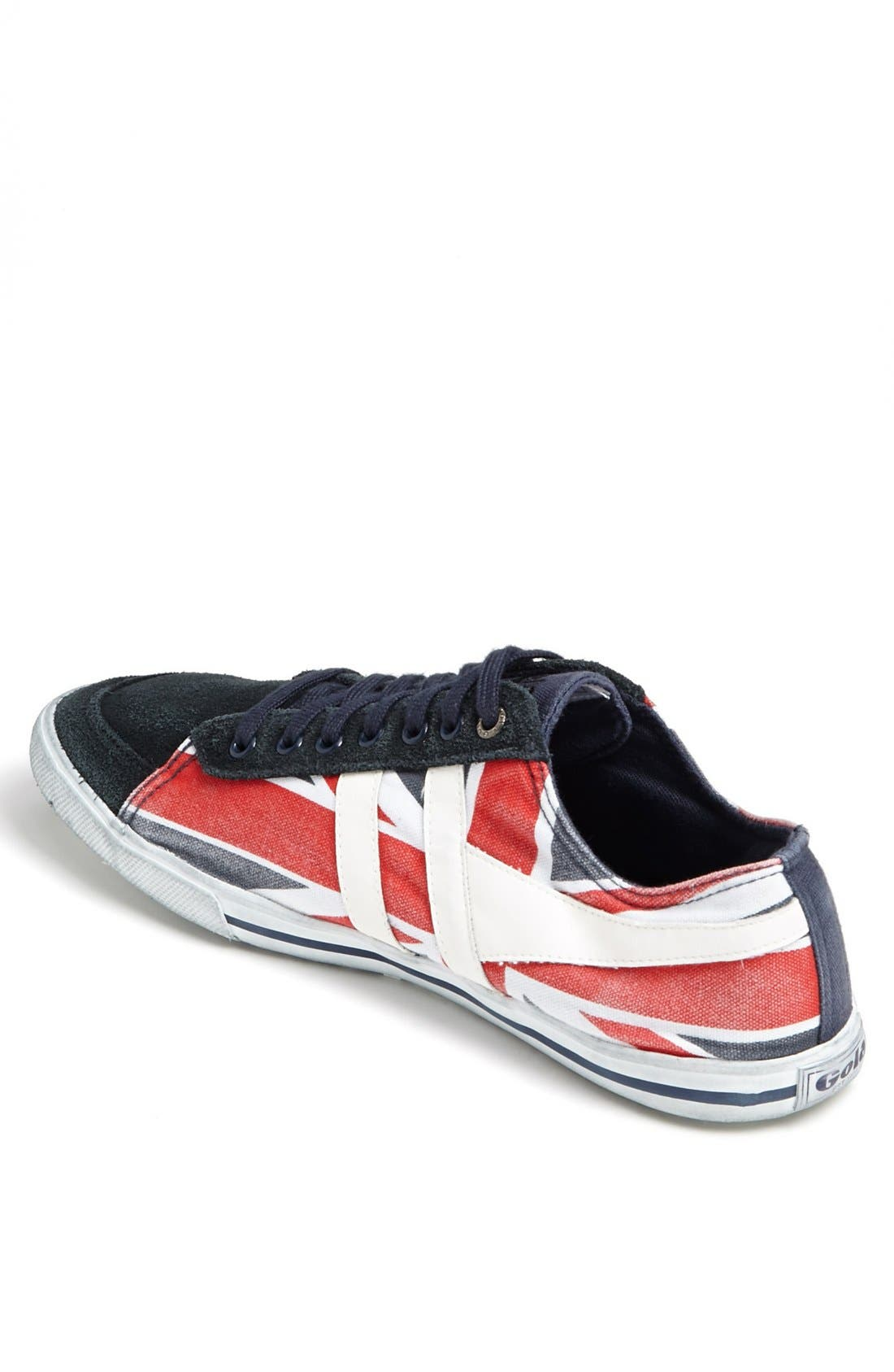 Alternate Image 2  - Gola 'Quota - Union Jack' Sneaker (Men)