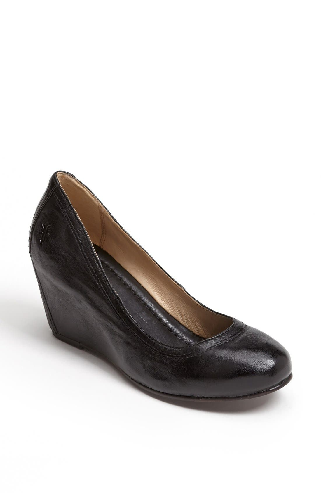 Alternate Image 1 Selected - Frye 'Carson' Wedge Pump