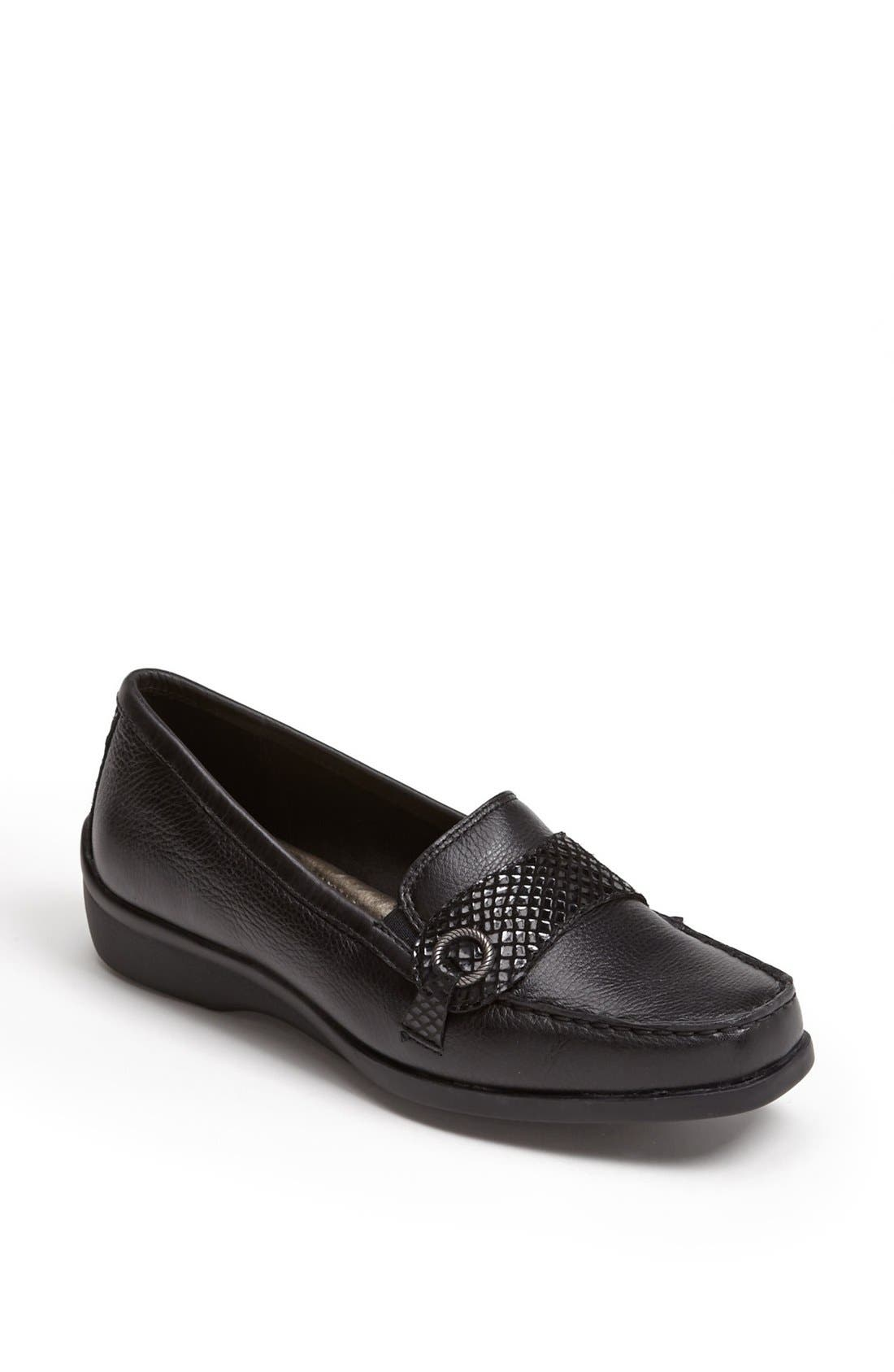Alternate Image 1 Selected - Aravon 'Winnie' Loafer