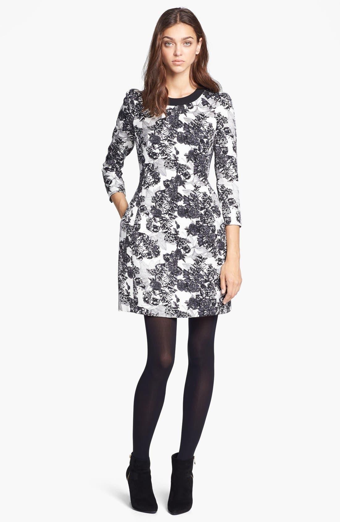 Main Image - Mcginn 'Lacey' Print Dress
