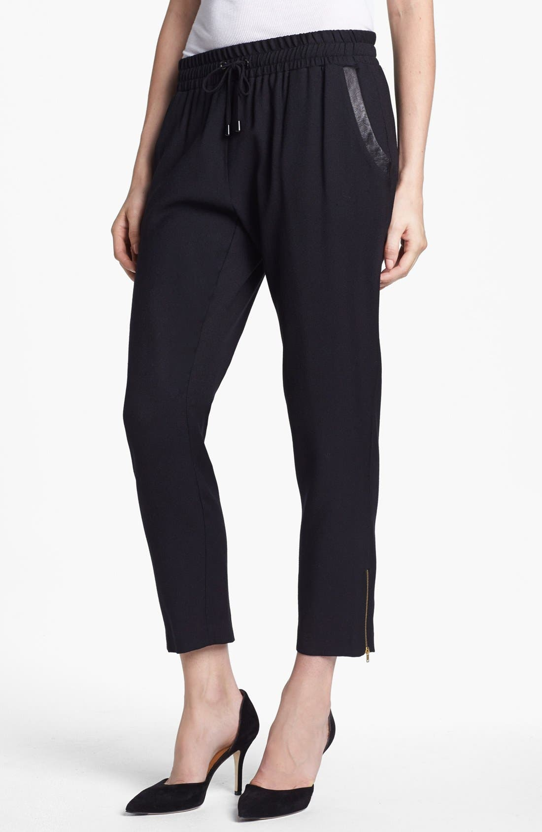 Alternate Image 1 Selected - Parker 'Bowery' Crop Pants