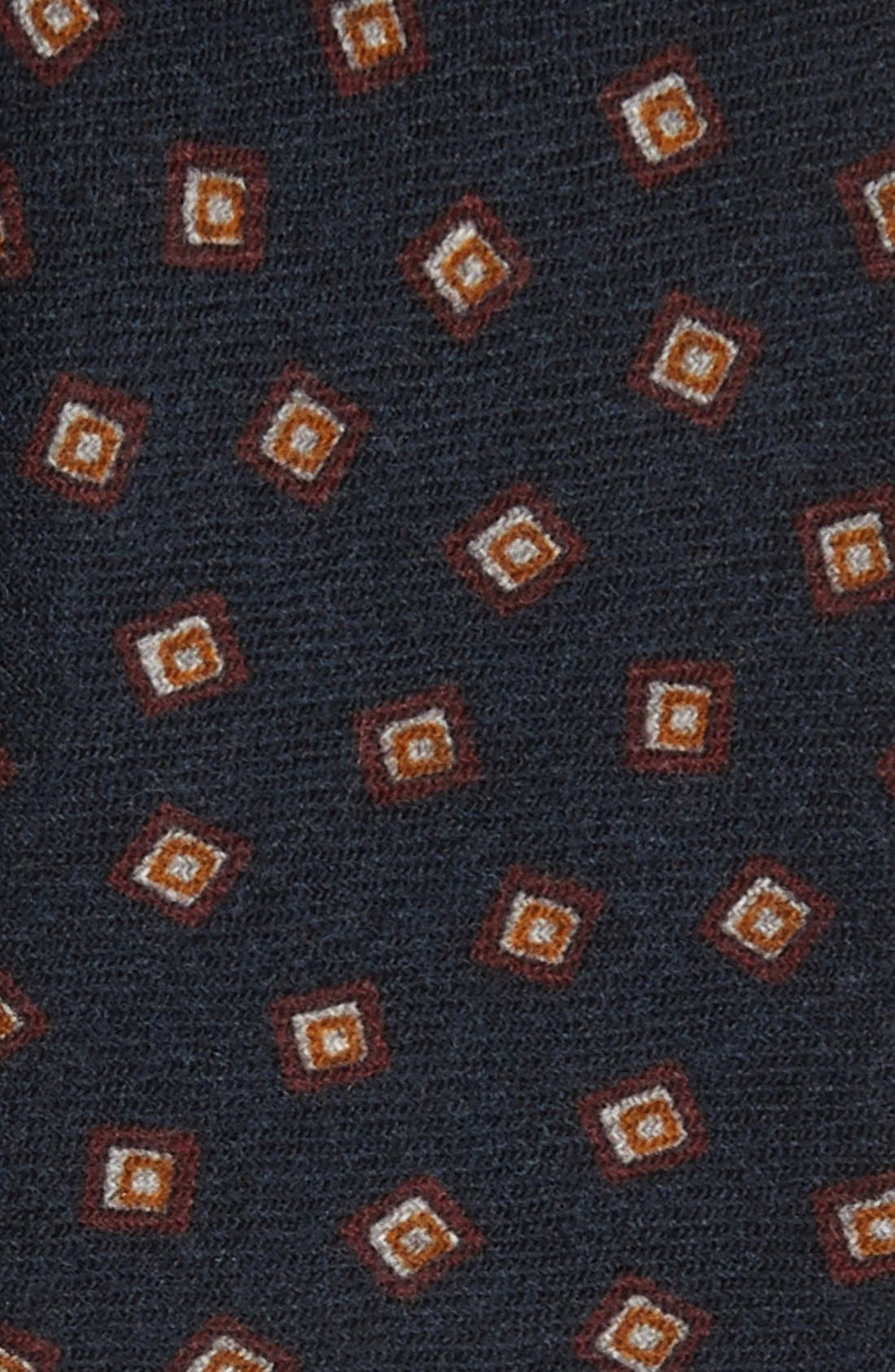 Alternate Image 2  - BOSS HUGO BOSS Woven Wool Tie