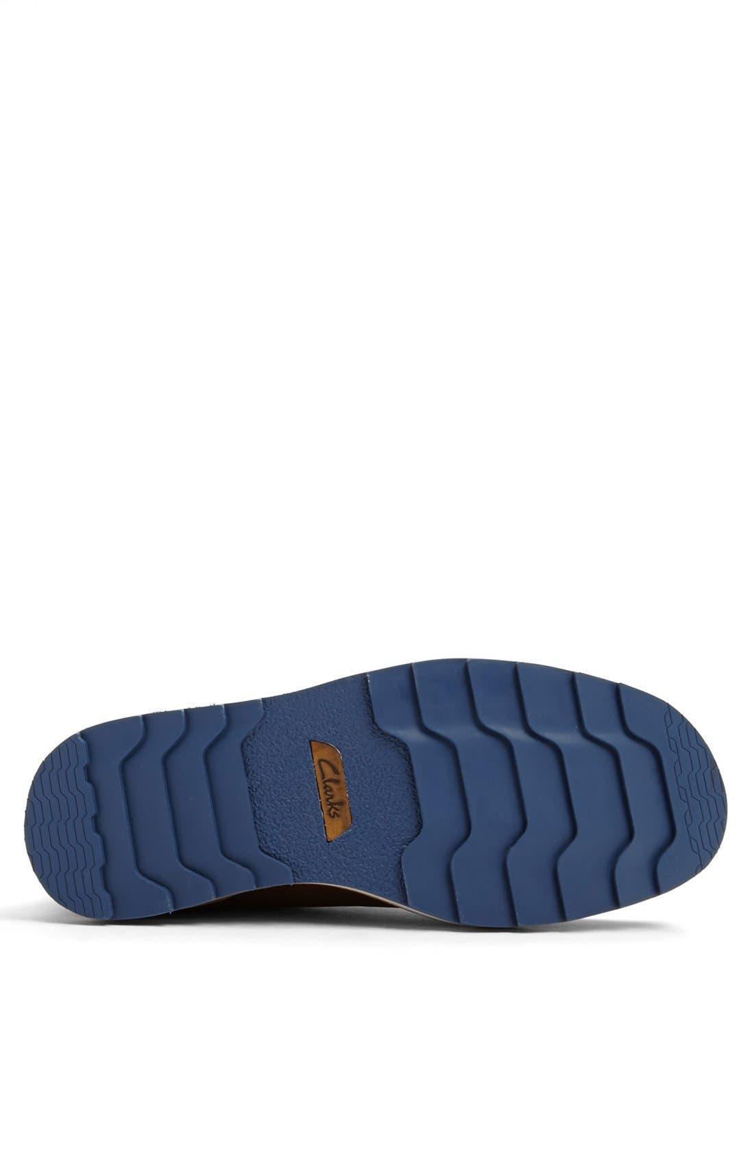Alternate Image 4  - Clarks® 'Folk' Moc Toe Chukka Boot