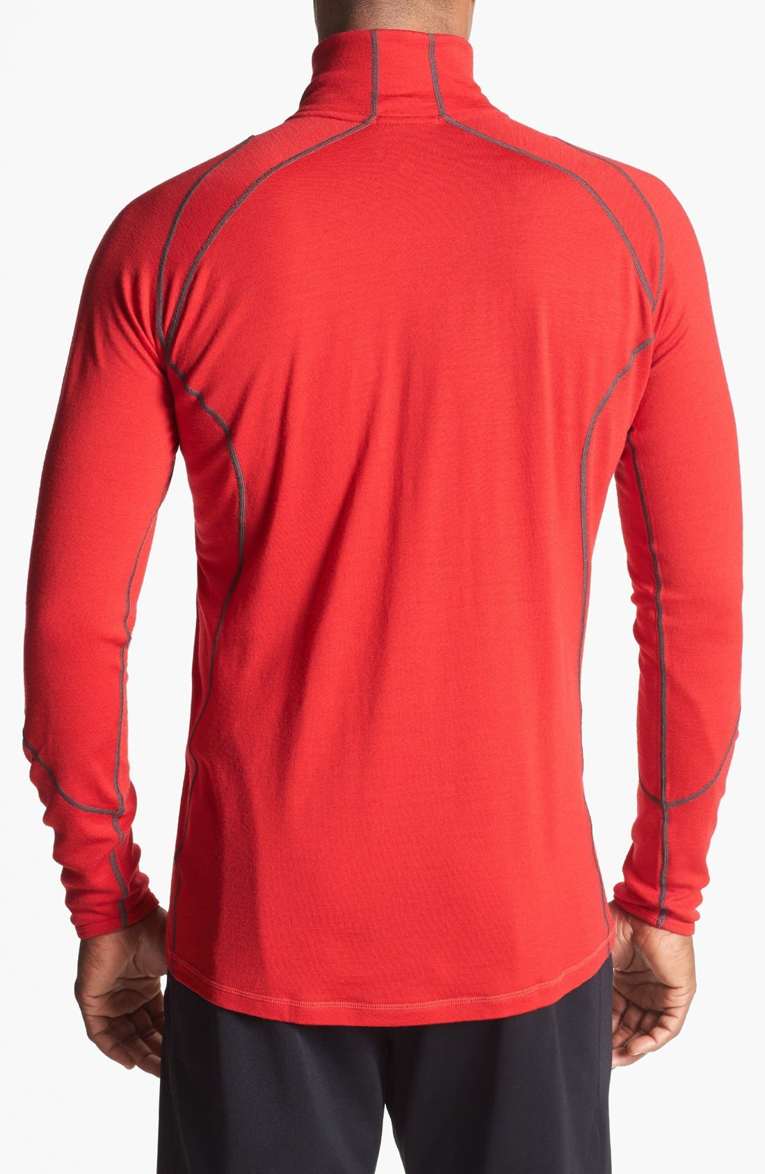 Alternate Image 2  - Smartwool Lightweight Long Sleeve Performance Top