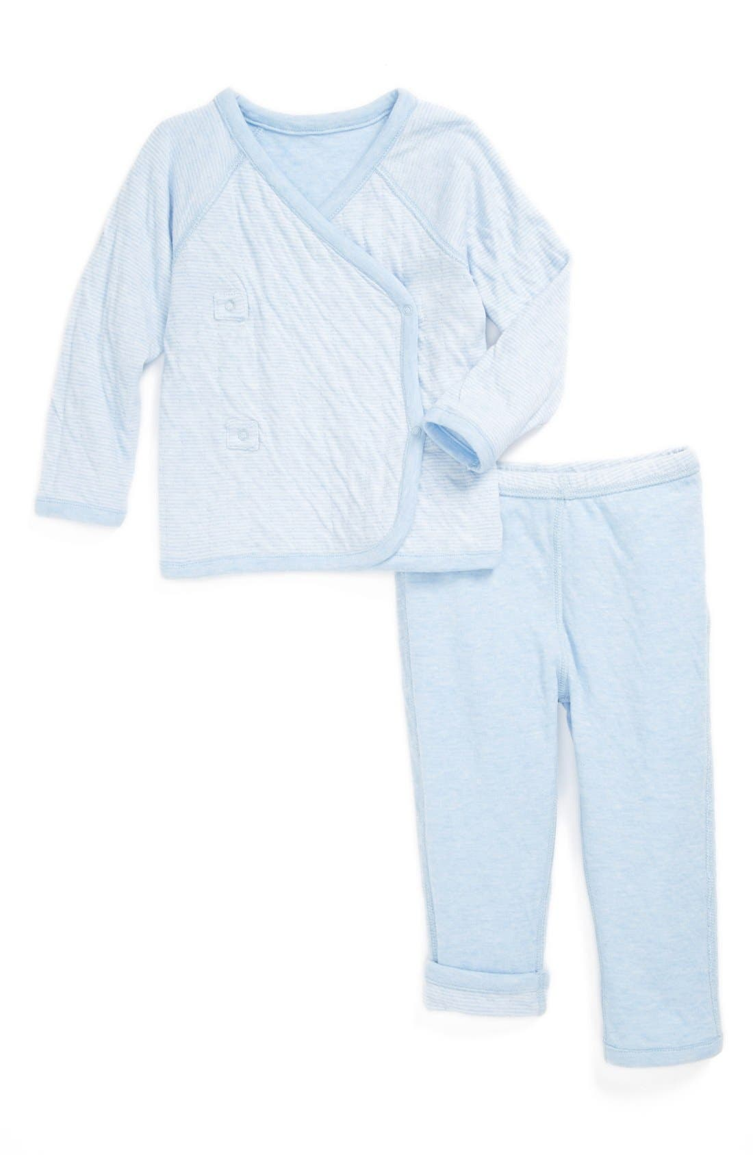 Alternate Image 2  - Nordstrom Baby Layette Set