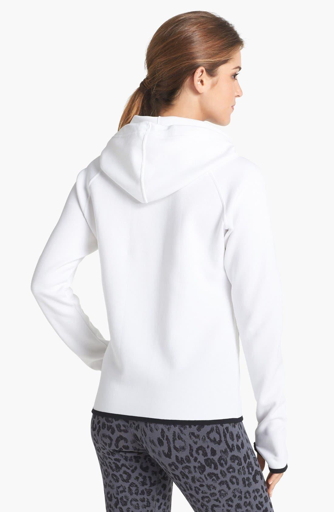Alternate Image 2  - Nike Tech Fleece Hoodie