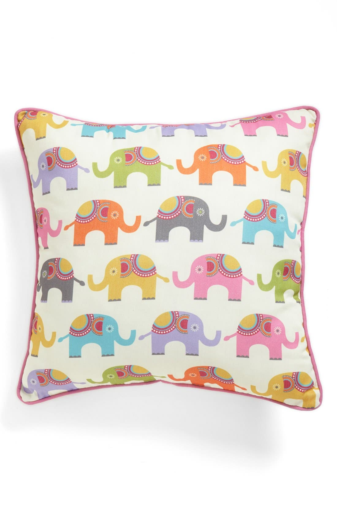Alternate Image 2  - PJ Salvage Elephant Pillow