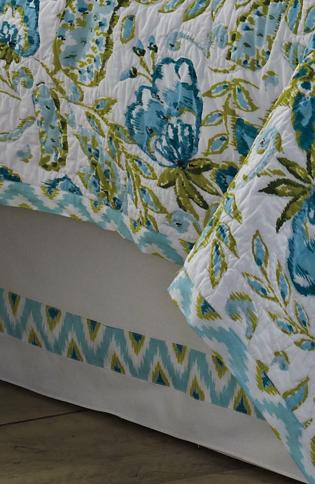 Alternate Image 1 Selected - Dena Home 'Seraphina' Bed Skirt