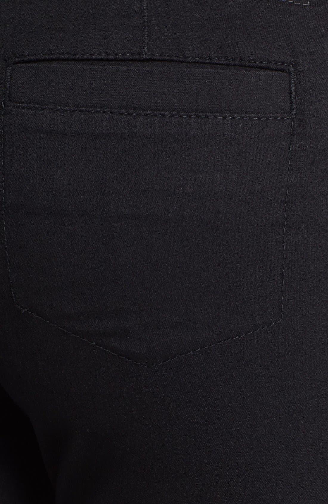 Alternate Image 3  - Jag Jeans 'Bren' Zip Detail Skinny Jeans