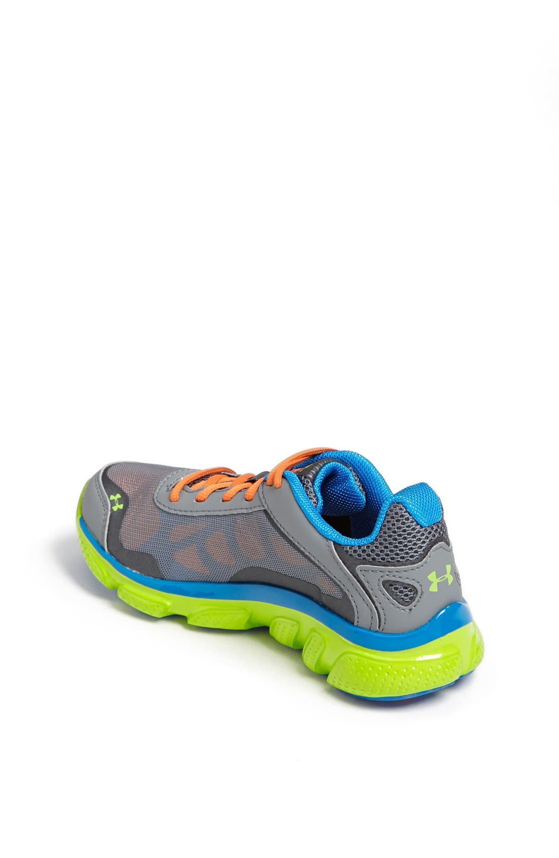 Alternate Image 2  - Under Armour 'Micro G® Pulse' Training Shoe (Toddler, Little Kid & Big Kid)