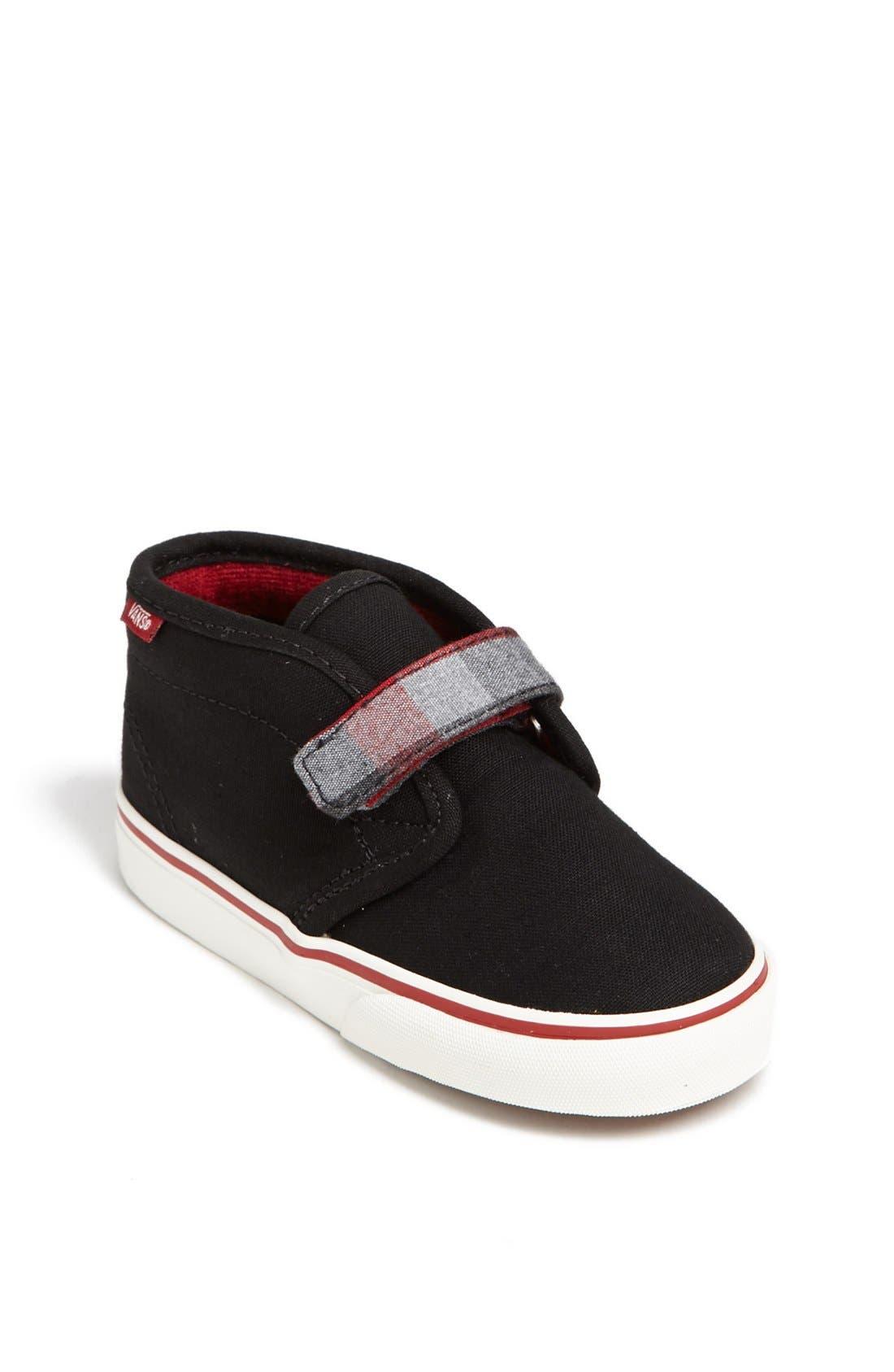 Alternate Image 1 Selected - Vans Chukka Sneaker (Baby, Walker & Toddler)