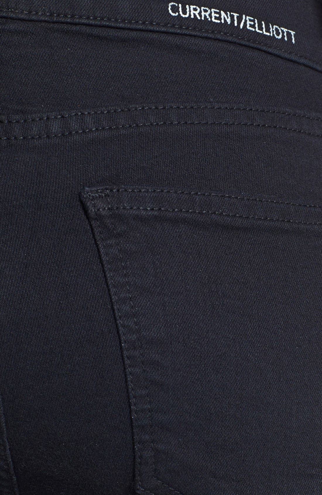 Alternate Image 3  - Current/Elliott Skinny Ankle Jeans