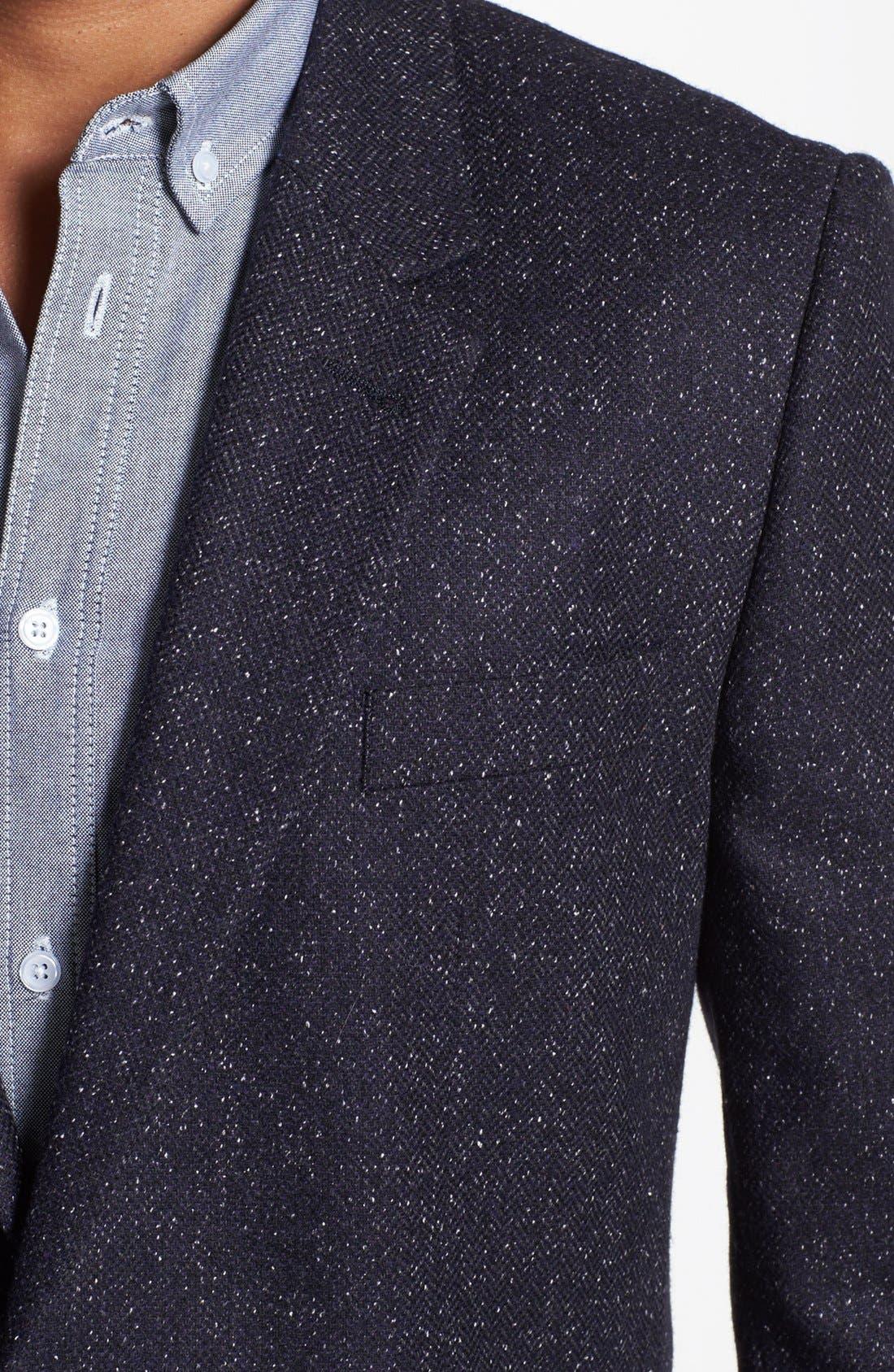 Alternate Image 2  - Slate & Stone Tweed Blazer