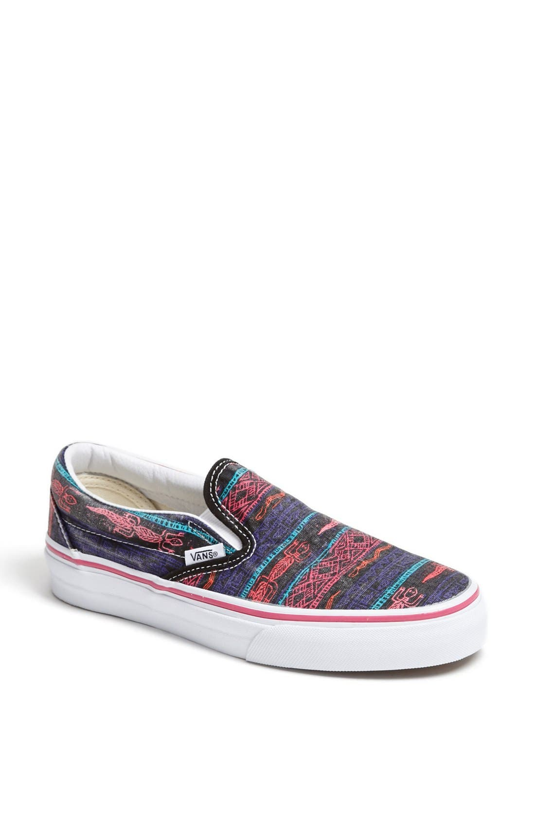 Alternate Image 1 Selected - Vans 'Van Doren' Slip-On Sneaker (Women)