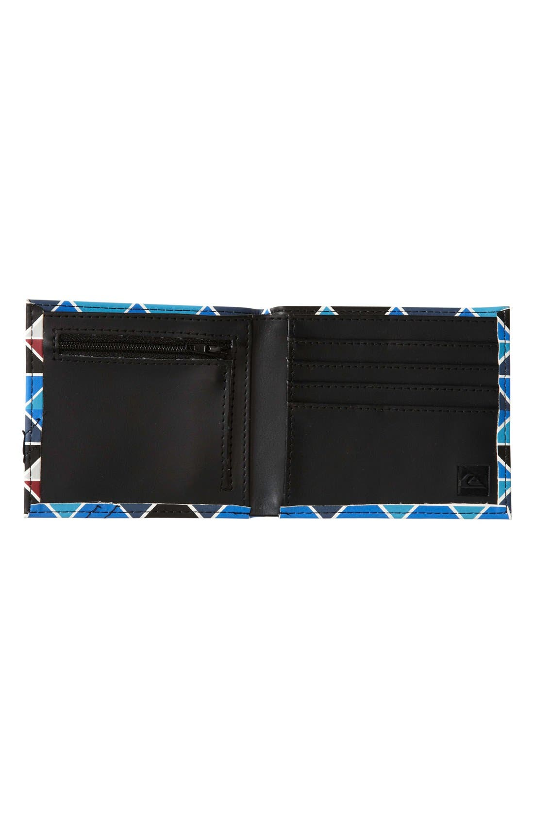 Alternate Image 2  - Quiksilver 'Vulcan' Wallet (Boys)