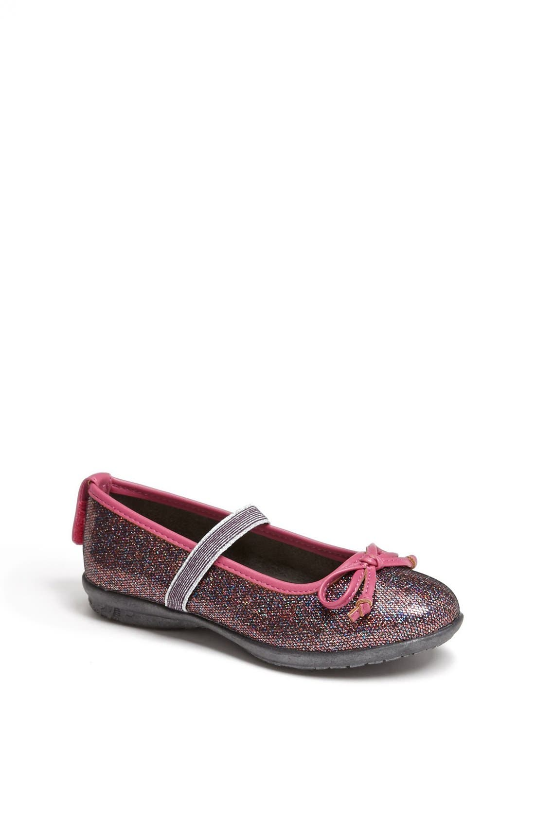 Main Image - Hush Puppies® 'Flowerhill' Mary Jane (Toddler, Little Kid & Big Kid)