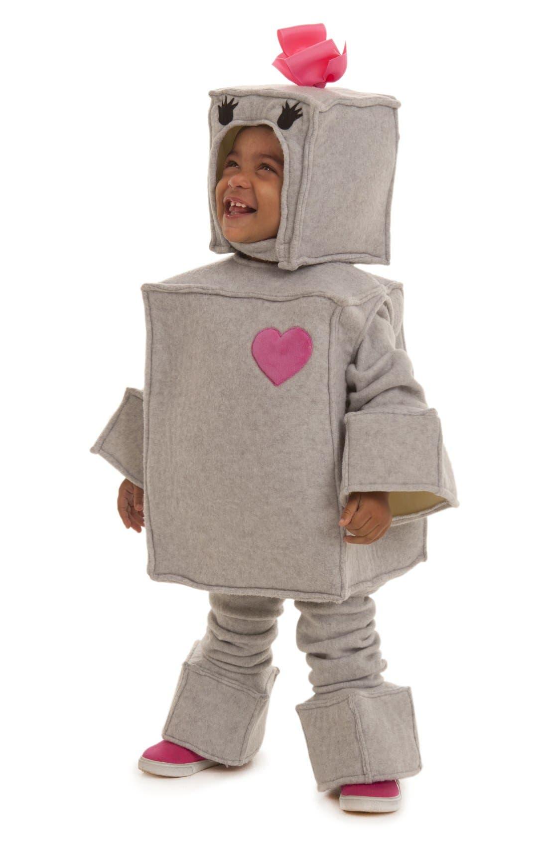 Alternate Image 4  - Princess Paradise 'Rosalie the Robot' Costume (Baby)